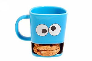Elmo Cookie Dunk Mug