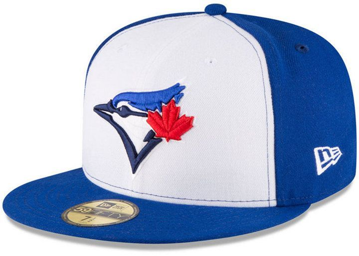 New Era Kids  Toronto Blue Jays Authentic Collection 59FIFTY Cap 1a274d4c8df7
