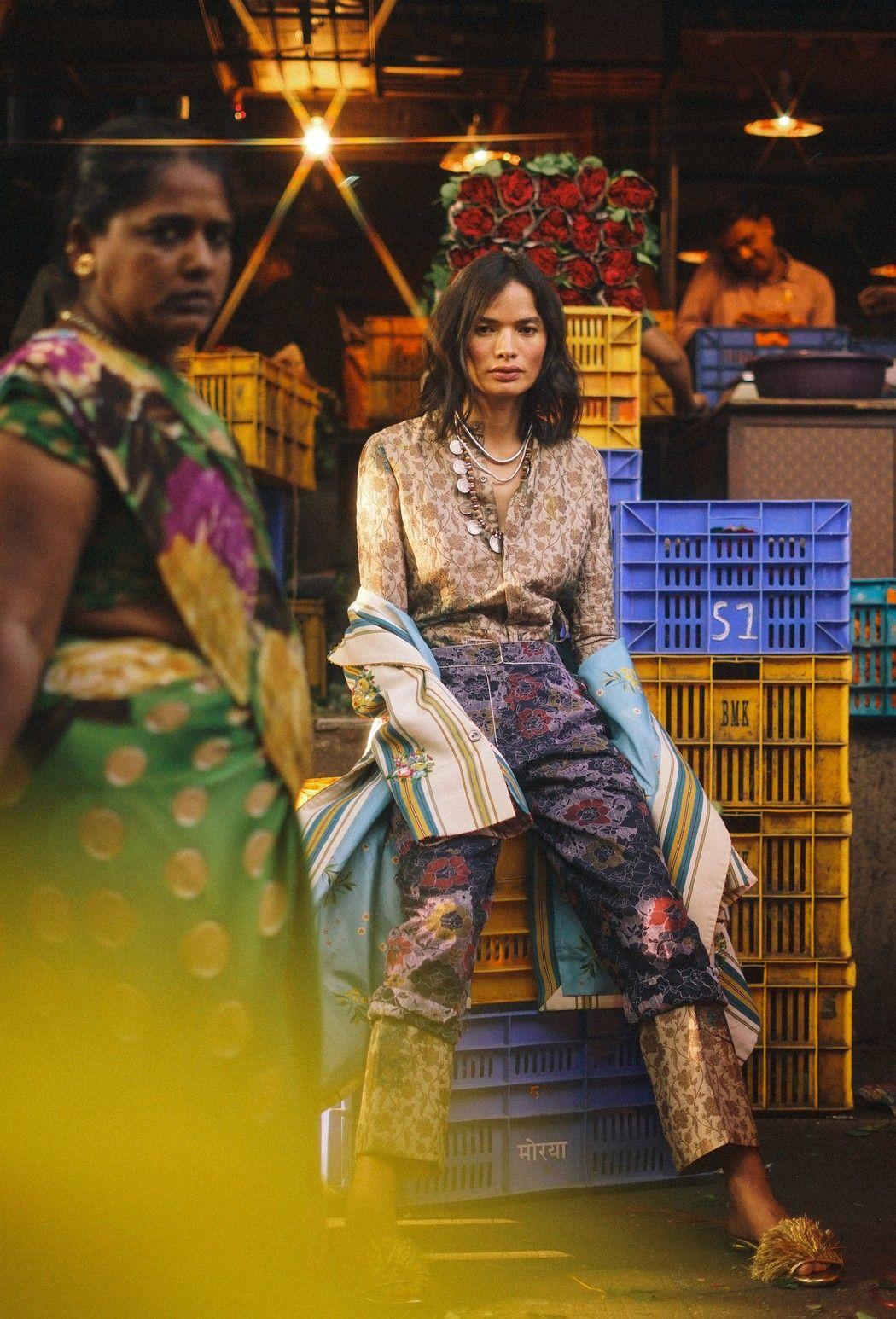 Transgender Nepali model Anjali Lama has her big moment in