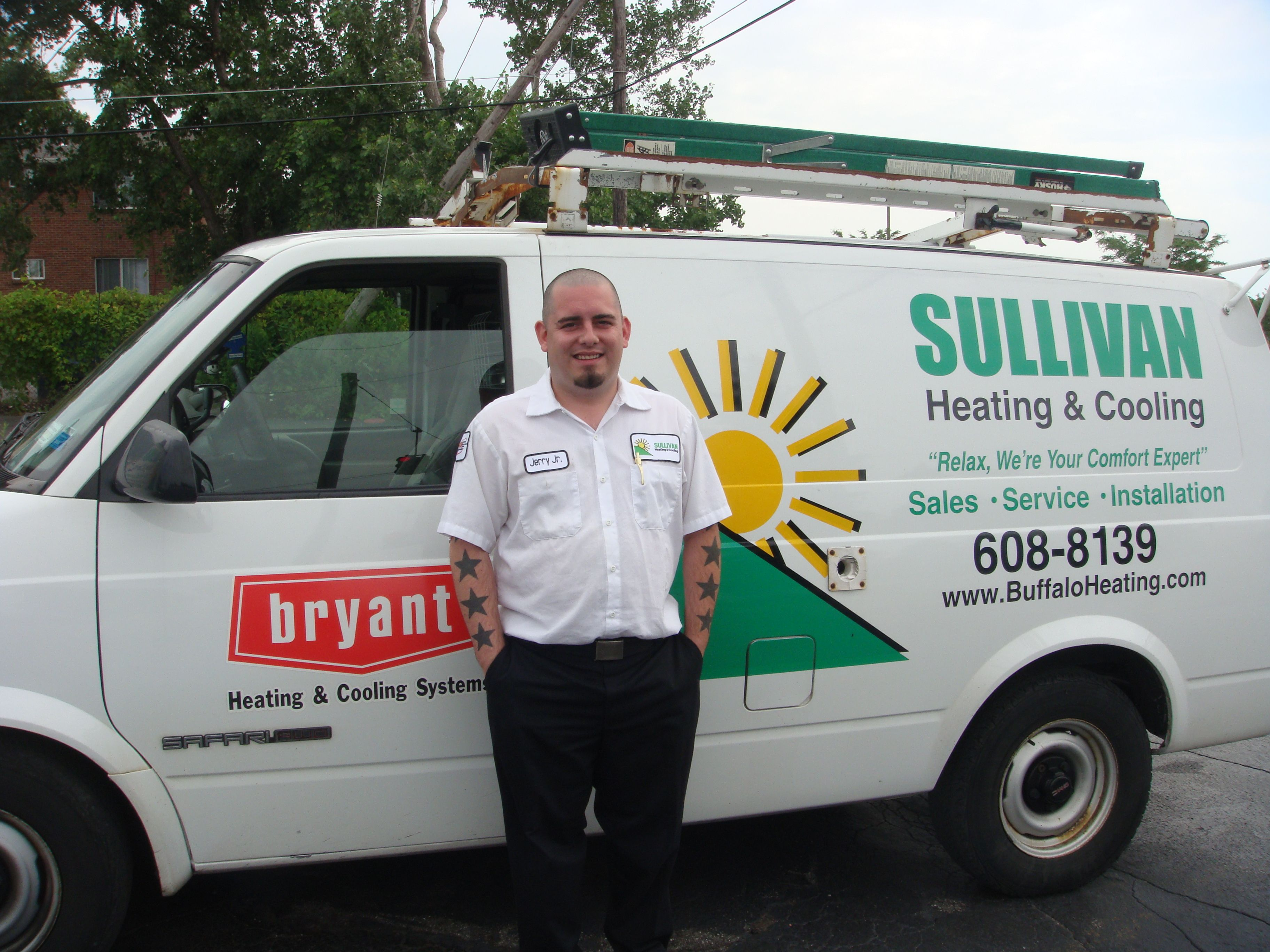 Sullivan Heating Buffalo Heating and cooling, Air