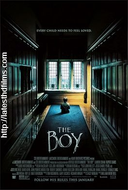 The Boy 2016 720p HD English Movies torrent | XX HD Movies ...