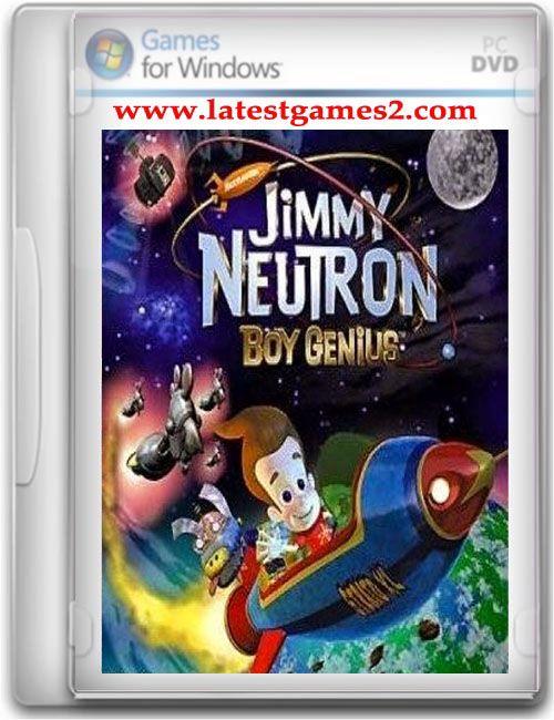 jeux jimmy neutron pc gratuit