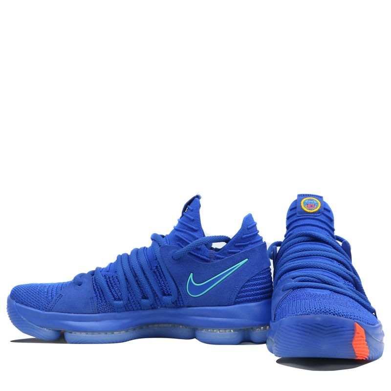 new concept 0ff5c 7d68a Nike Zoom KD 10 EP City Edition - Racer Blue (897816-402)