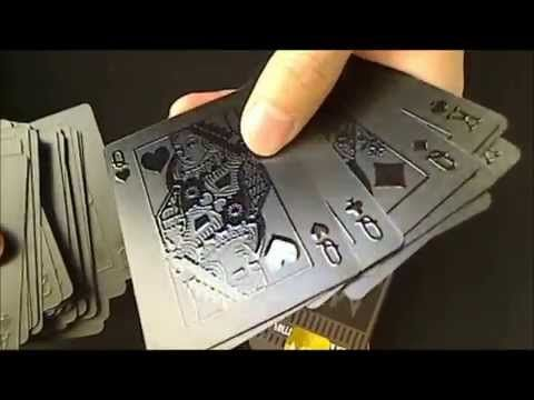 MPC Impressions Stealth Edition Playing Cards $9 75 | Wish List