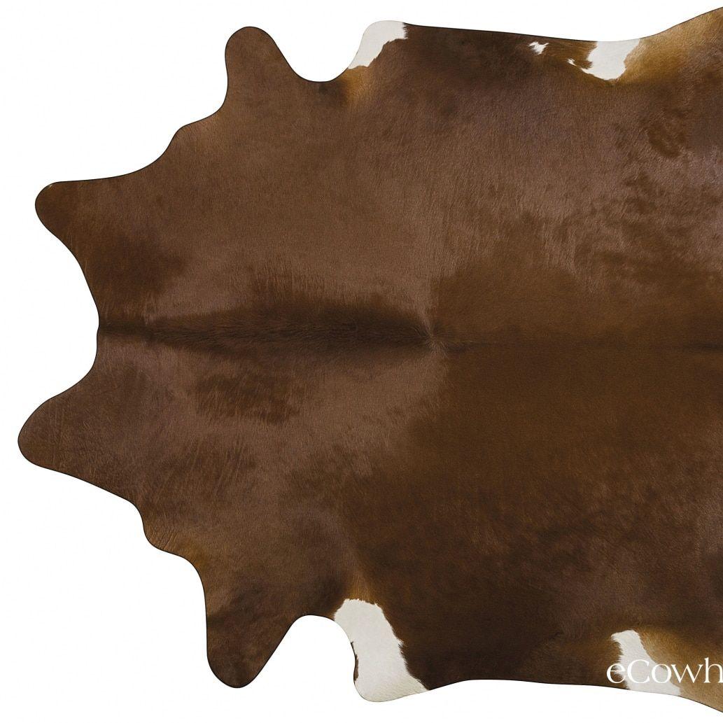 Brown Solid Cowhide Rug Rugs Cow Hide Rug Rugs Brown