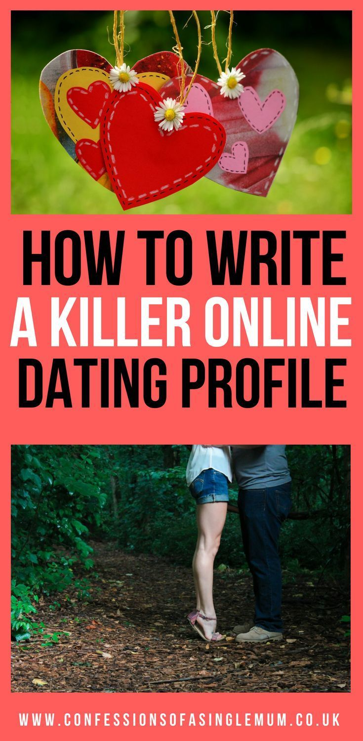 How to fill out your online dating profile