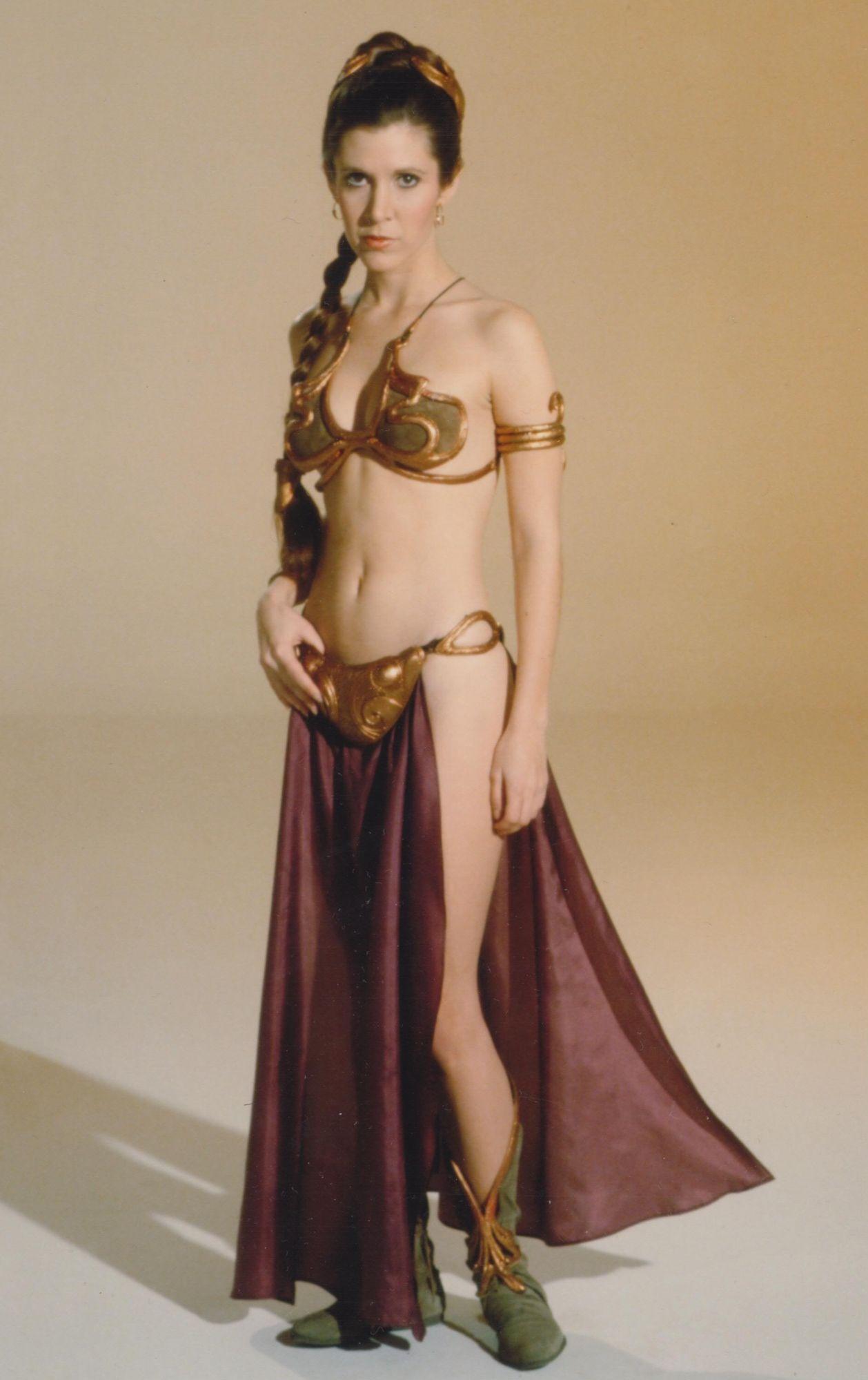 Star Wars Leia Prinzessin Millie Bobby