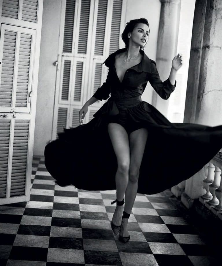 Harper's Bazaar Spain July 2017 Adriana Lima by Vincent Peters | Fashion  Editorials | Fashion, Editorial fashion, Womens fashion photography