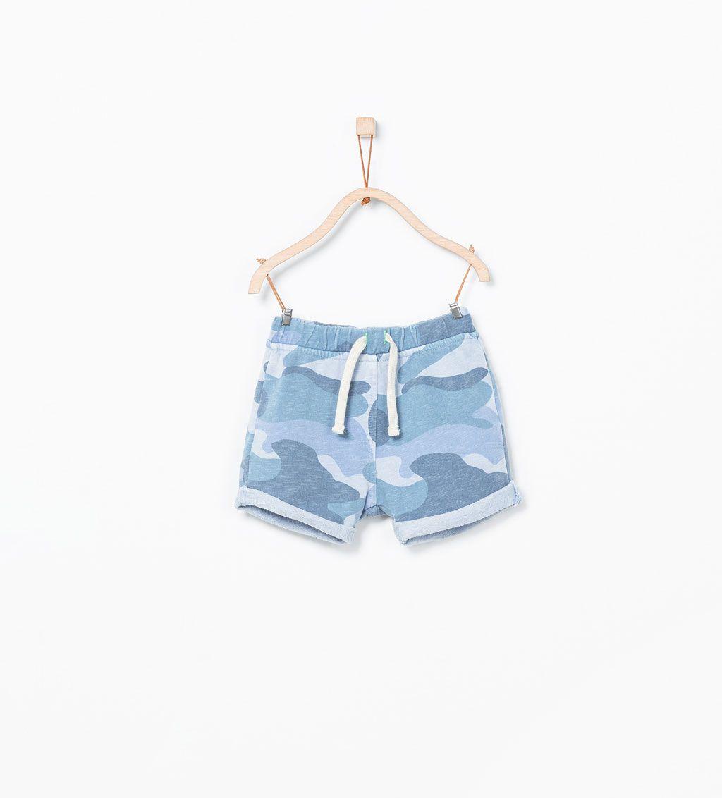e1332d80037 Camouflage Bermuda shorts Kids Boys, Toddler Boys, Baby Boys, Zara Baby,  Mini
