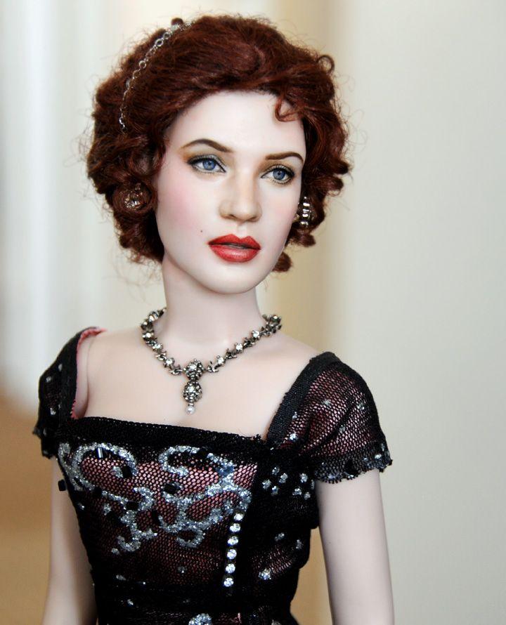 """Kate Winslet as """"Rose"""" by Noel Cruz"""