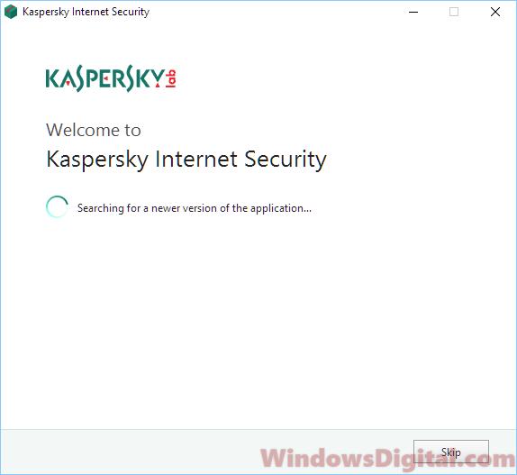 kaspersky internet security 2018 free trial offline installer