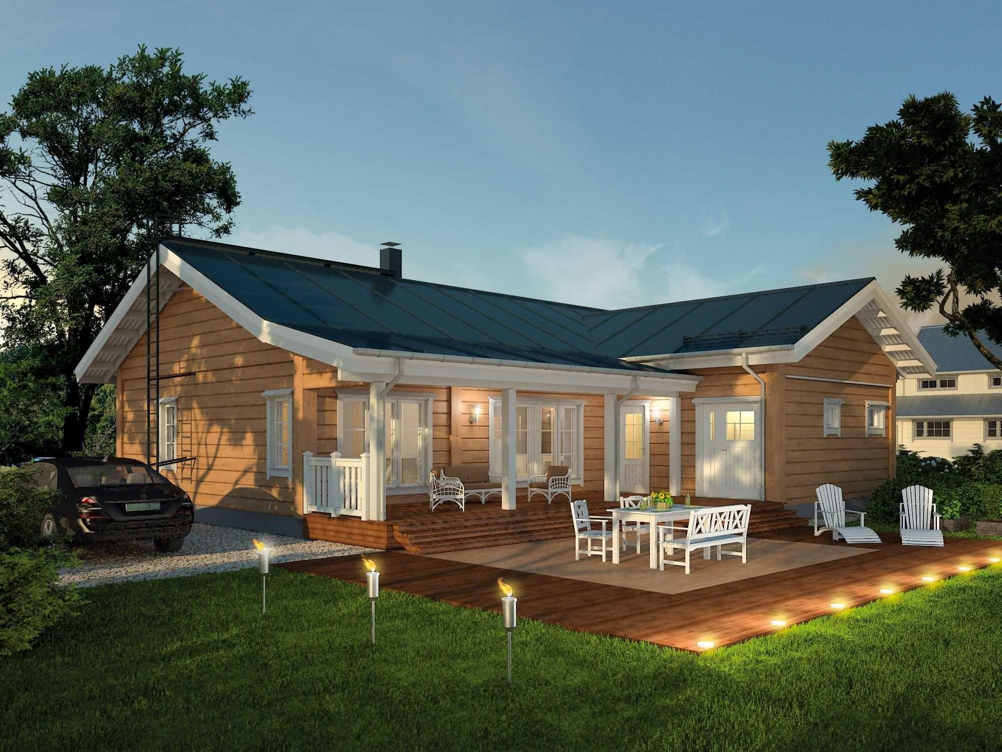 Small Modular Farmhouse Luxury Style Homes Unique Architectural Styles American
