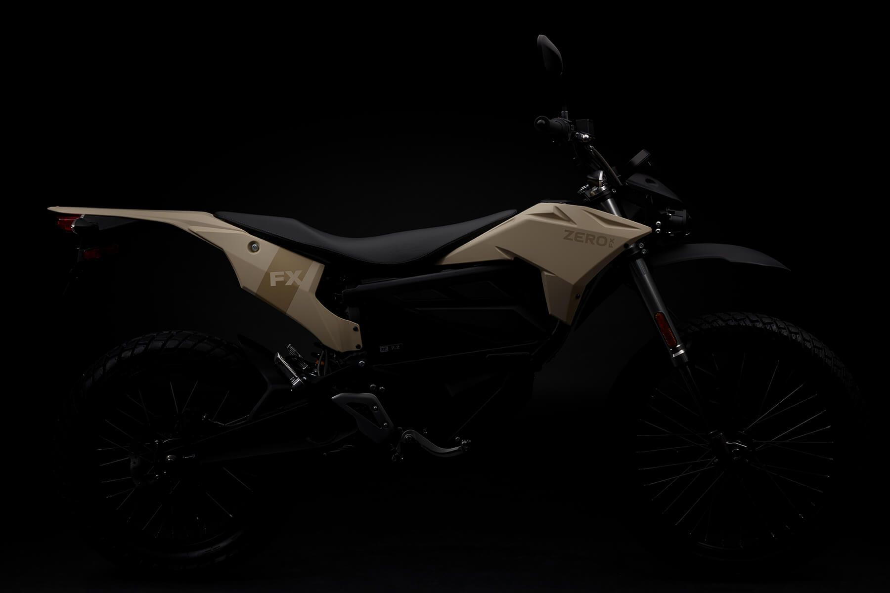 Zero Fx Electric Motorcycle Zero Motorcycles In 2020 With