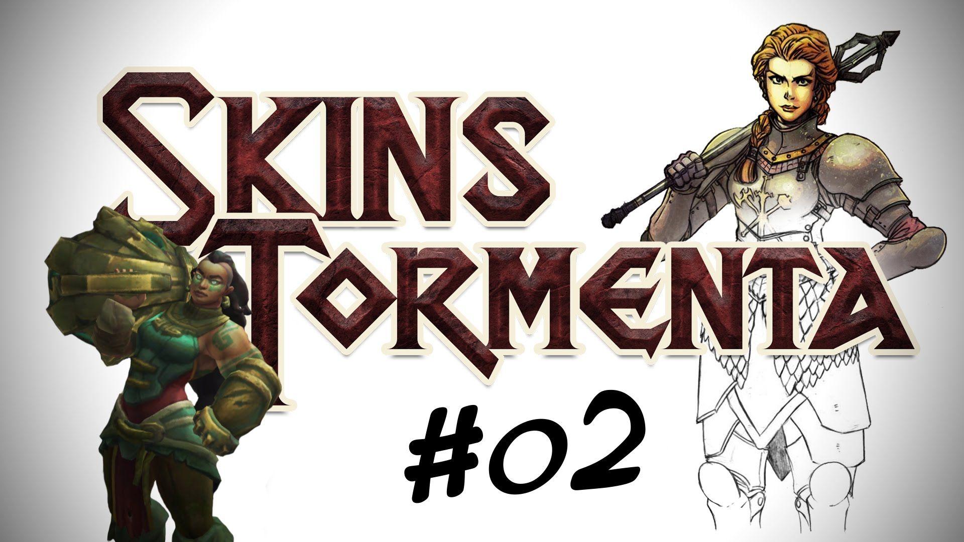 Skins Tormenta #02