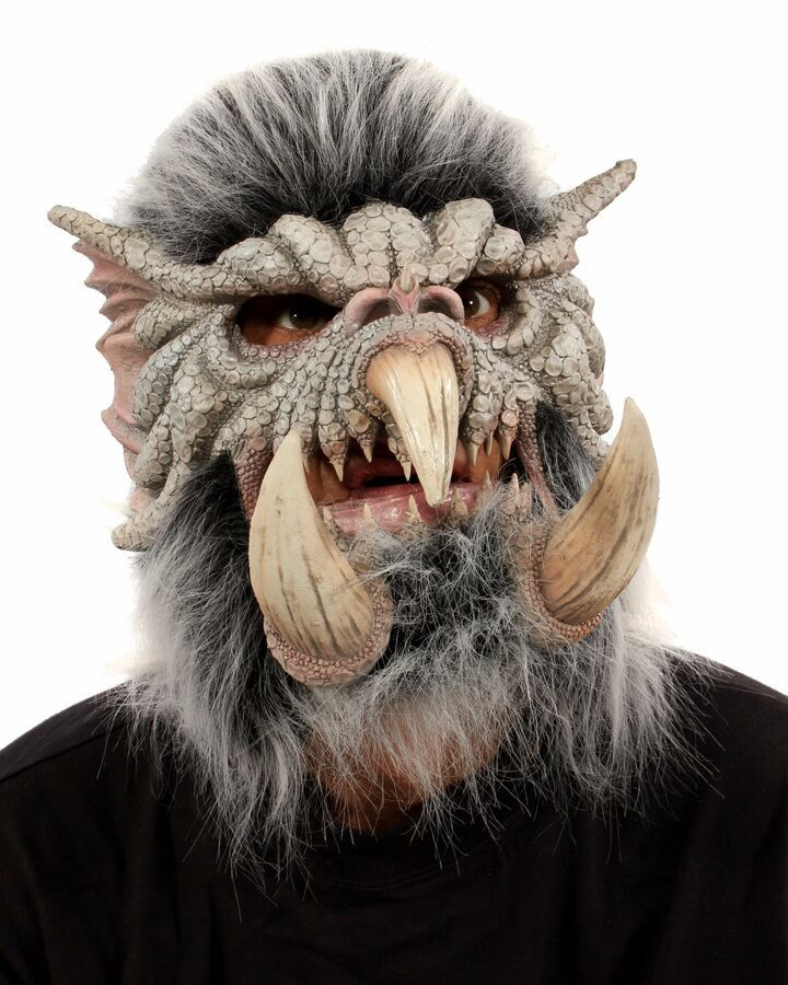 Monster Halloween Mask TriFangHalloweenMonsterMask