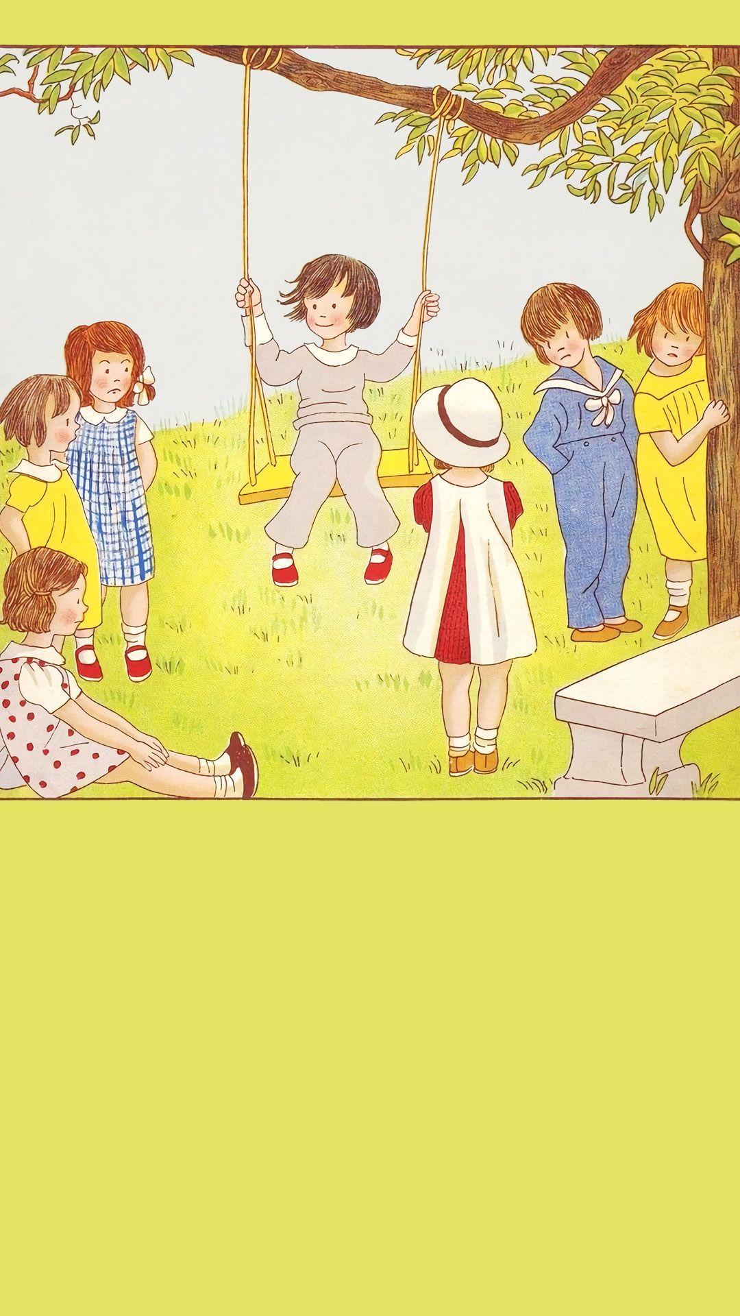 エルサ ベスコフ Des Enfants Complaisants Cover Elsa Beskow