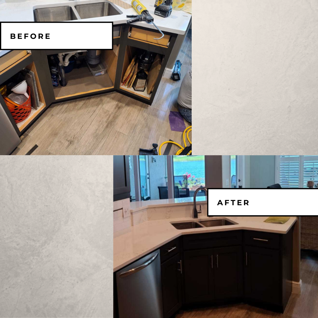 Could Your Kitchen Use Some Updates If So Check Out This Recent Kitchen Installation We Di In 2020 How To Install Countertops Kitchen Installation Installing Cabinets