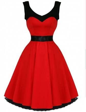 Fotos de vestidos ala moda