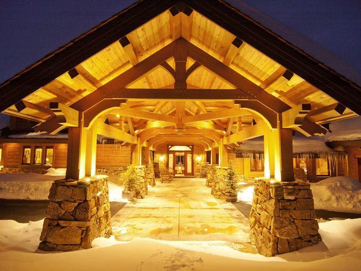 Porte cochere art pinterest driveways farm house for House plans porte cochere