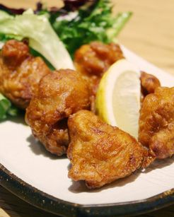 Kara Age or Japanese Fried chicken