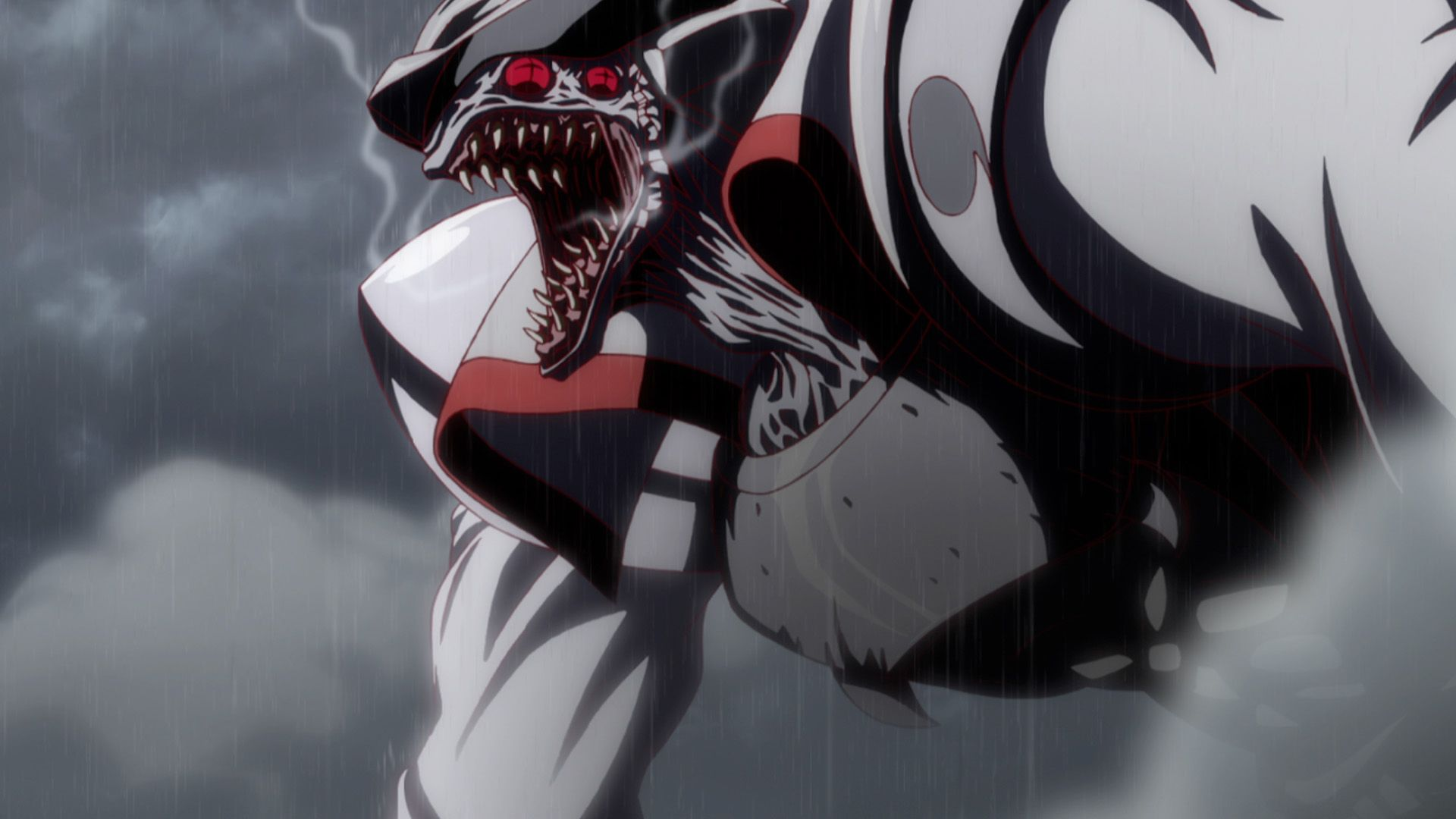 Red Eyes Sword Akame Ga Kill Episode 8 Mort Aux