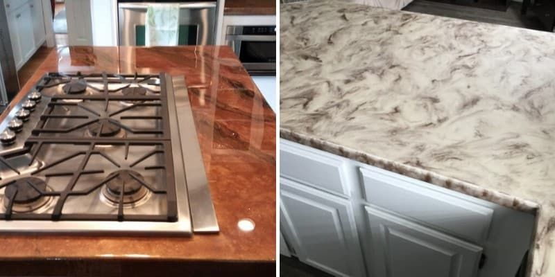 Pros And Cons Of Epoxy Countertops Durability Safety Cost Etc