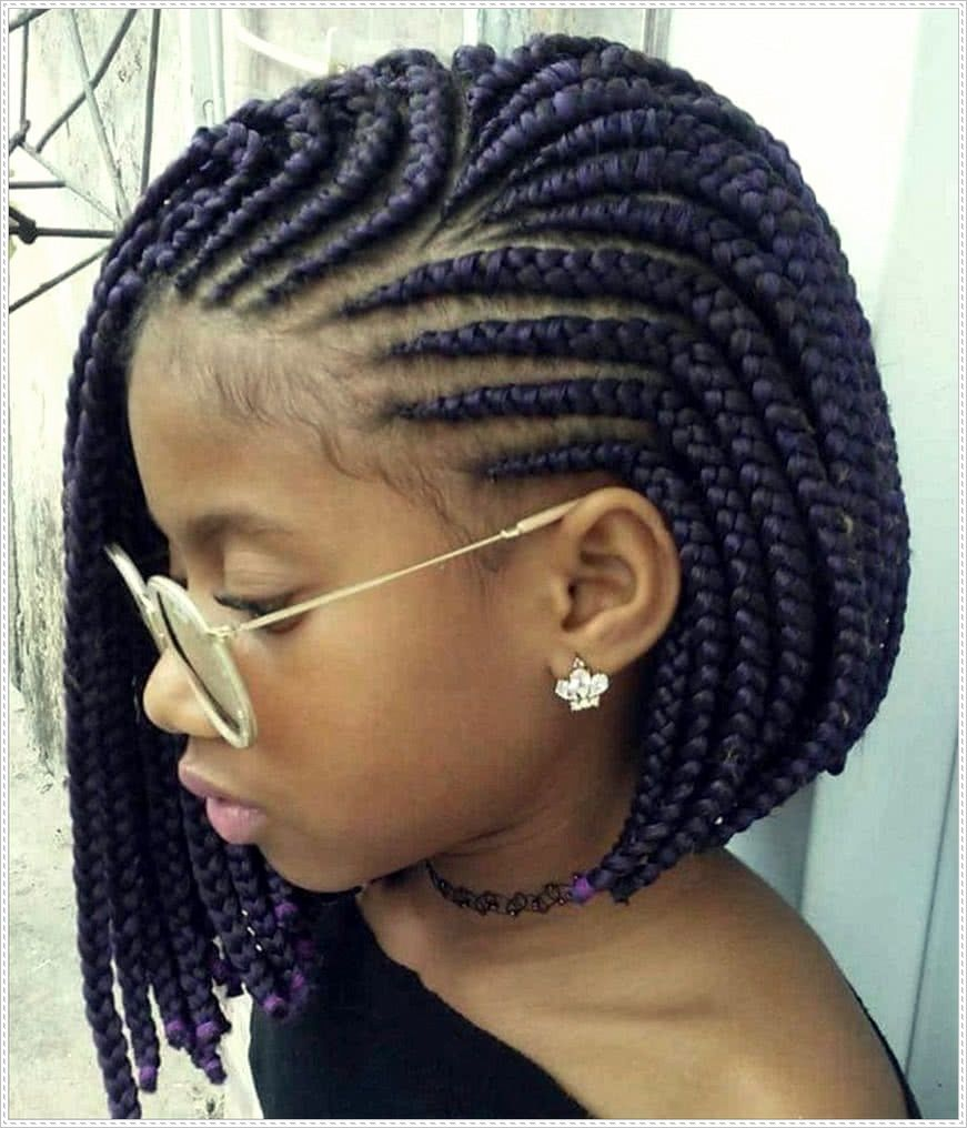 Hairstyles With Braids For Girls Ideas And Photos 2020 In 2020 African Braids Hairstyles Kids Braided Hairstyles Hair Styles