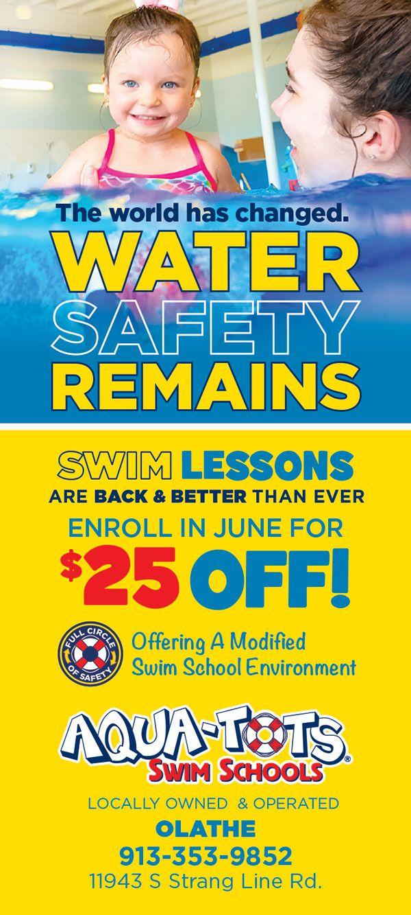Swimming Lessons in Olathe, KS Enroll for summer sessions