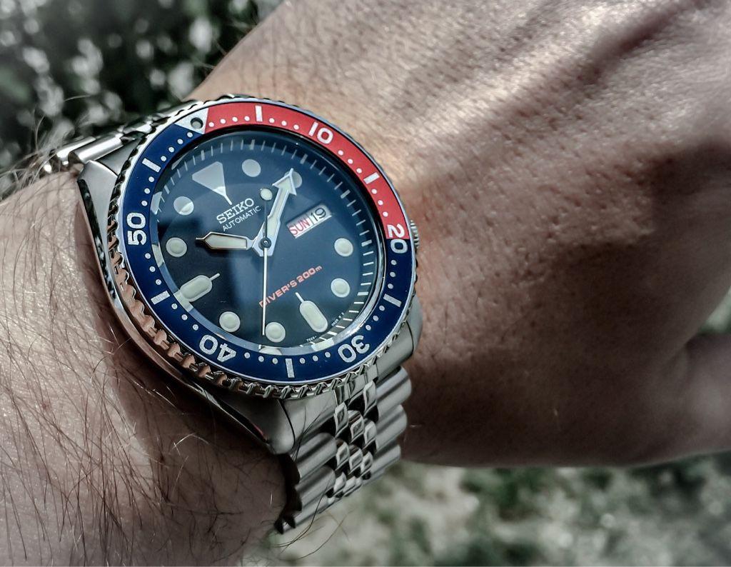 Čo máte dnes na ruke (hodinky)? - Stránka 762 - Všeobecná diskusia o hodinkách - Hodinkomania.sk