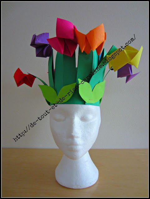 Craft Kids Spring Crafts