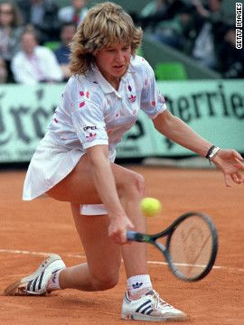 Steffi Graf Tyskland Steffi Graf Tennis Players Female Gabriela Sabatini