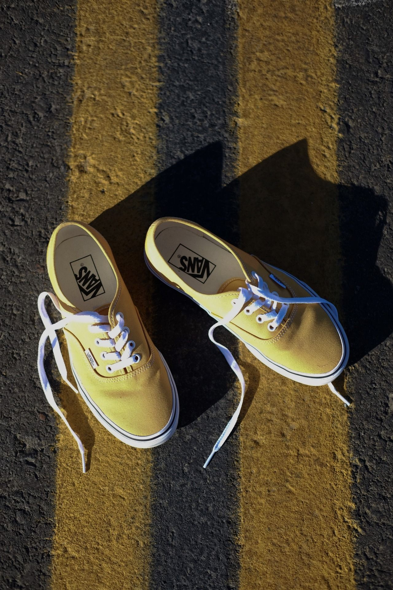 vans authentic ochre