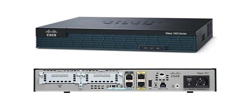 Cisco 1900 series router-a good choice for small branch