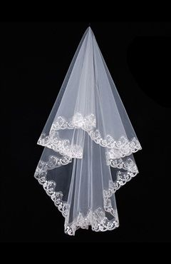 Sweep White #Veil Style Code: 07914 $19.99