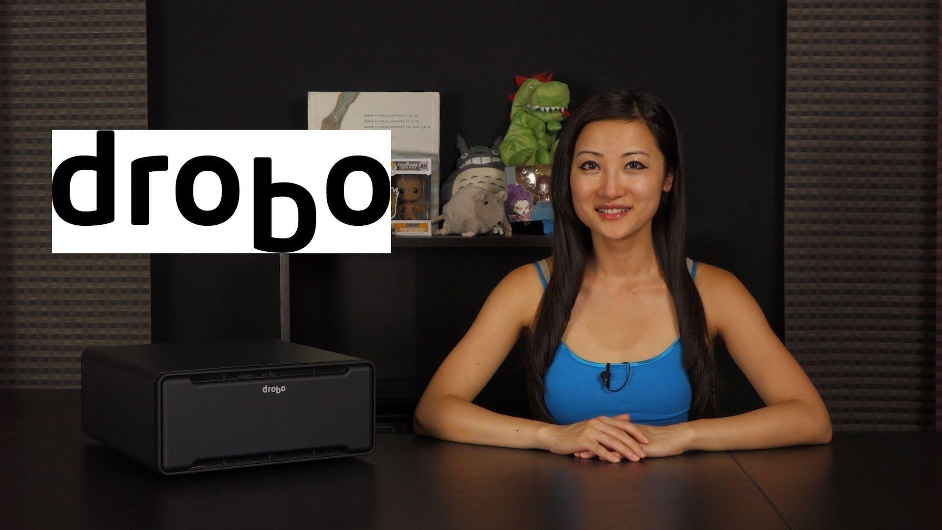 Drobo B810n NAS: Overview + Software Tutorial