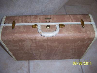 Gorgeous Vintage Luggage