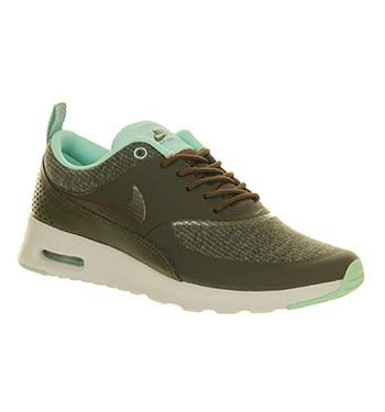 5230ac9b29 Nike Air Max Thea Cargo Khaki Light Green Ash | ShoeCrush ♥ | Nike ...