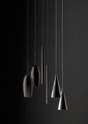CORNET contemporary metal pendant lamp | lighting