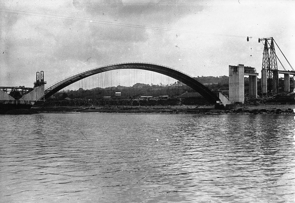 Pont Albert-Louppe — 1928