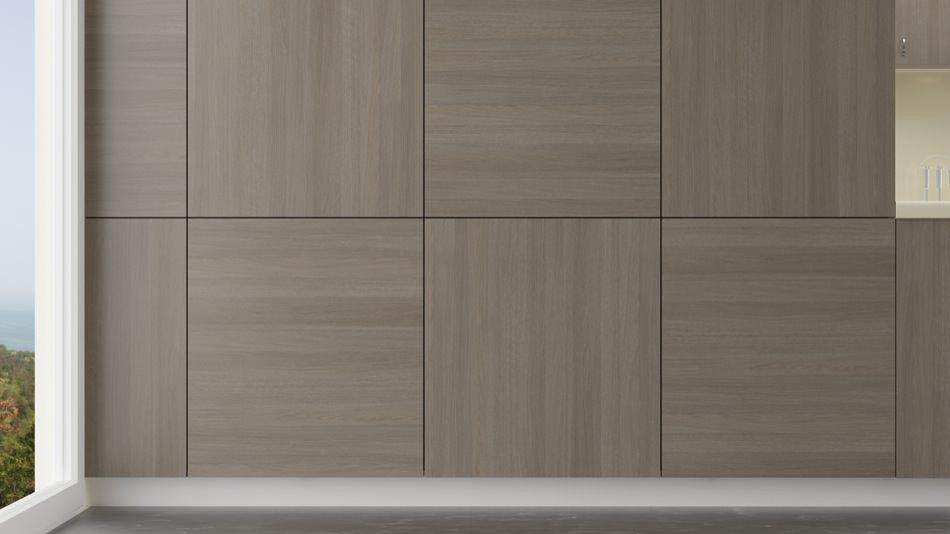 Gray Oak Textured Interior Wall Design Oak Cladding Textured Wall Panels