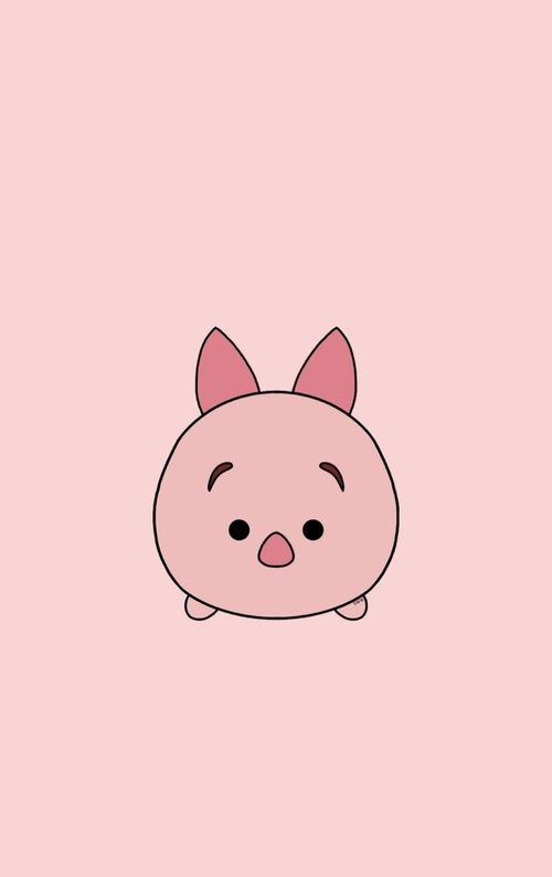 piglet wallpaper and tsum tsum image wallpapers pinterest