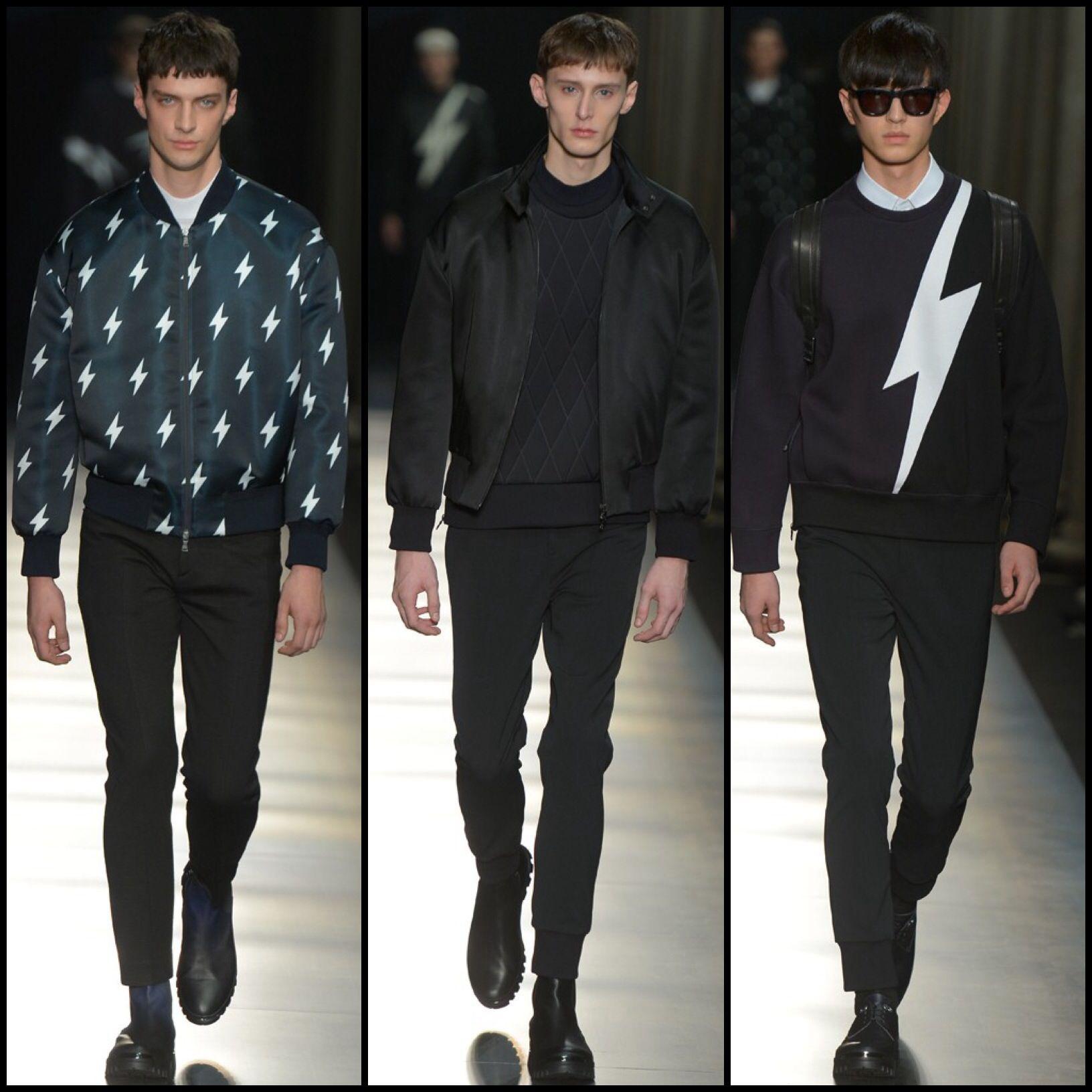 Milan Fashion Week Fall14                         Neill Barrett