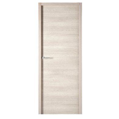 Bloc-porte VARIATION décor chêne cendré structuré Collection