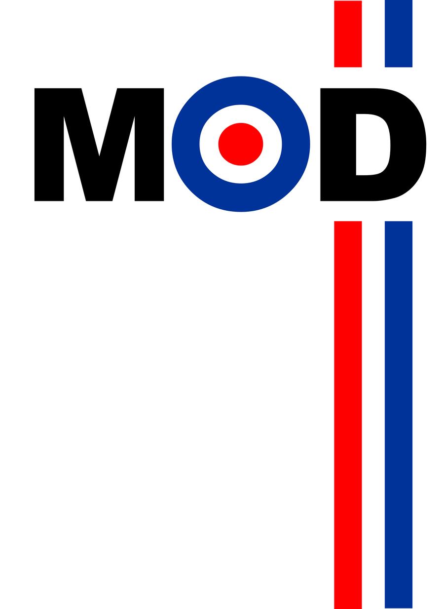 Mens Vespa Logo T-Shirt Vintage Mod Moped Style Scooter