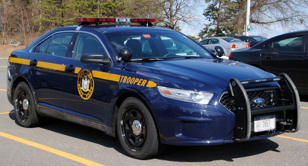 New York state police Ford Taurus State police, Ford police