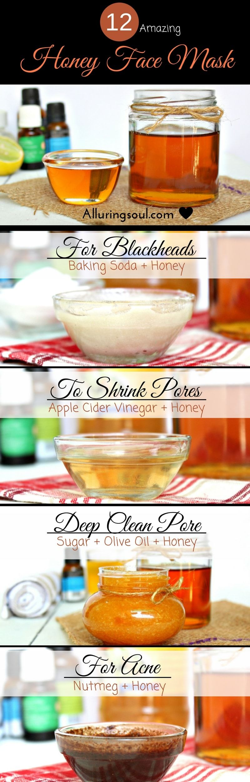12 Honey Face Mask For Naturally Clear And Glowing Skin   Honey ...