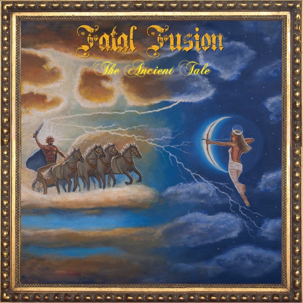 Fatal Fusion - The Ancient Tale (CD)