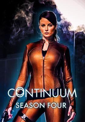 Continuum Saison 4 Streaming vf