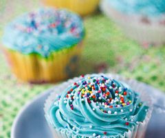 candy, color, cupcake, cupcakes - inspiring picture on Favim.com