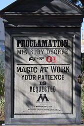 The Wizarding World of Harry Potter (Universal Orlando Resort) – Wikipedia